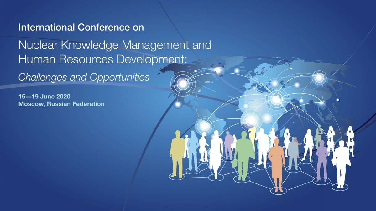 Experts are going to discuss how to build a sustainable workforce and knowledge in the nuclear industry. Get your voice into the conversation. Submit by 31 January. bit.ly/2DNNkGS