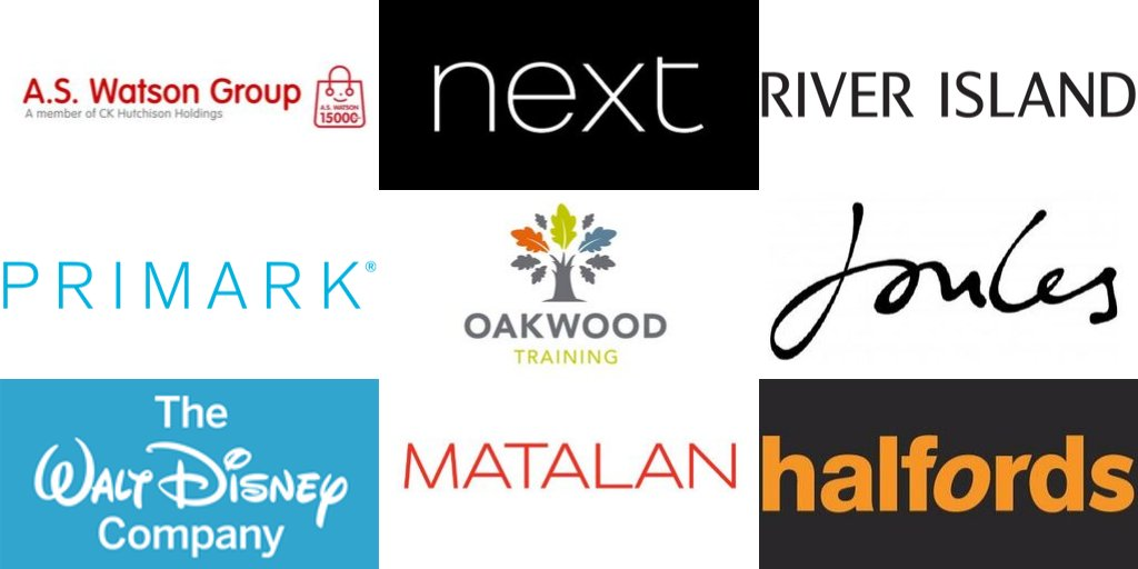 Proud to be helping these retailers look after the #mentalhealth and personal #safety of their employees. They understand the real value of looking after their people. @nextofficial @ASWatsonGroup @riverisland @Primark @Joulesclothing @WaltDisneyCo @Matalan @Halfords_uk