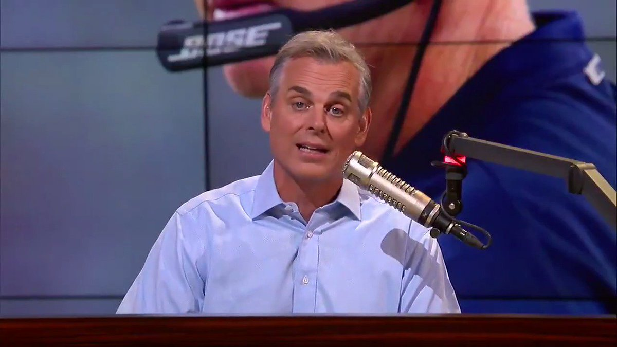Colin Cowherd: Jerry Jones Knows Who His Next Head Coach Is Going To Be