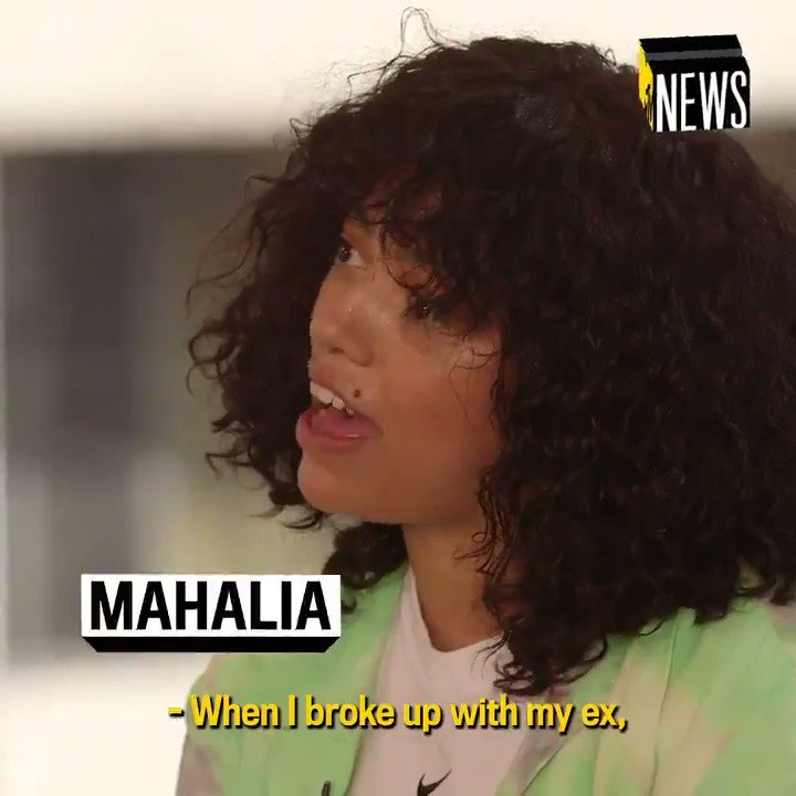 """""""I Wish I Missed My Ex"""" is one of @mahalia's biggest tracks but when she first wrote it, everybody told her she couldn't release it. We got the lowdown on how the song came to be. Watch her full #OfficeHours performance here: youtube.com/watch?v=3YPdqA…"""