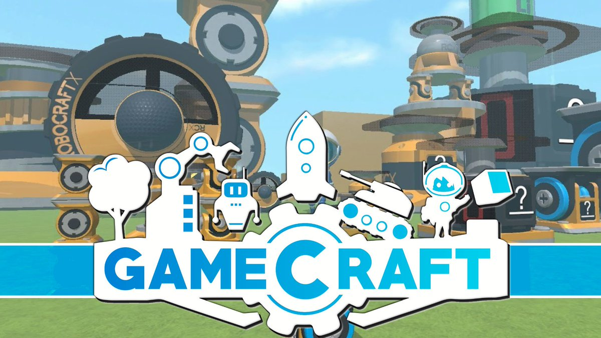 """Game From Scratch on Twitter: """"Robocraft X is becoming Gamecraft ..."""