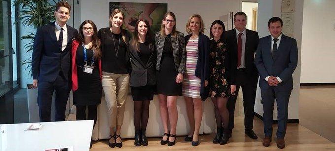 Startschuss für das #CEE_Launch Programm der Talentegruppe der #FutureLeaders 2019 in Wien. Sch...