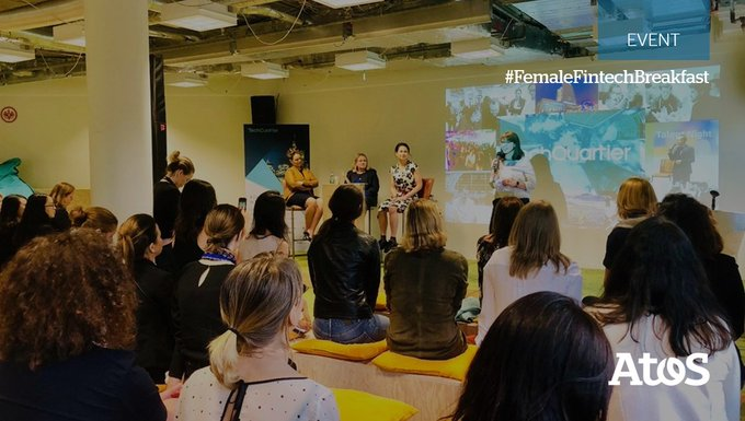 One week to go until the final of #FemaleFintechs Competition at @TechQuartier! Help our...