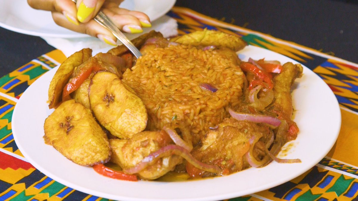 Which country makes the best jollof rice: Ghana, Nigeria, or Senegal?