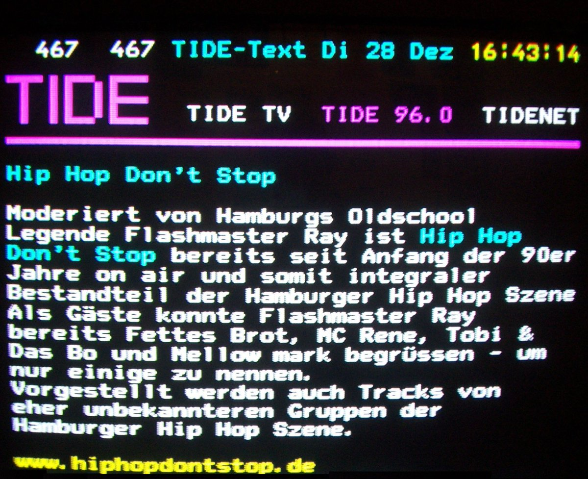 Fast wie das Internet der 80er und anfang der 90er Jahre  Man nannte es VIDEOTEXT  Kennt das noch jemand? #television #teletext #videotext #80s #90s #hamburg #hamburgcity #hiphop #FlashmasterRay #fettesbrot #mcrene #mellowmark #dasbo #fernsehen #hamburghiphop #tvpic.twitter.com/vbPJFrGaS2