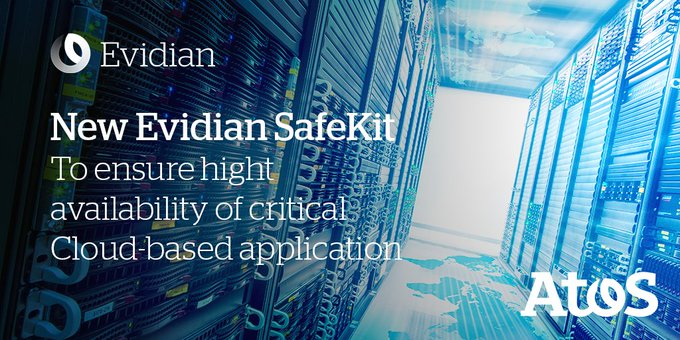 Discover how our #Evidian SafeKit enables enterprises to implement business continuity for...