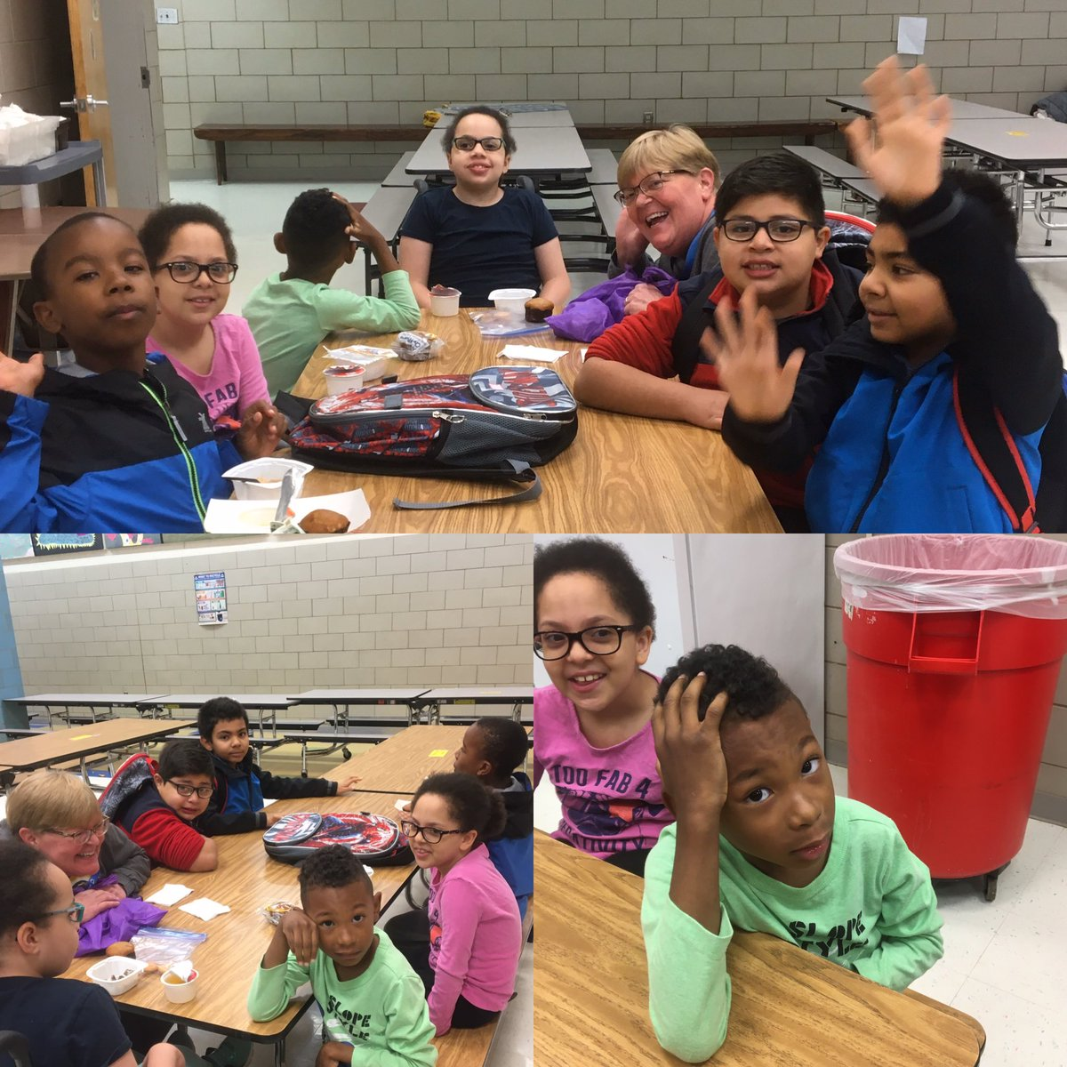 Ms Theodore's class starts the day with a good breakfast for a great day of learning <a target='_blank' href='http://twitter.com/GlebeAPS'>@GlebeAPS</a> <a target='_blank' href='http://twitter.com/GlebeITC'>@GlebeITC</a> <a target='_blank' href='https://t.co/CJg9xk1p3u'>https://t.co/CJg9xk1p3u</a>