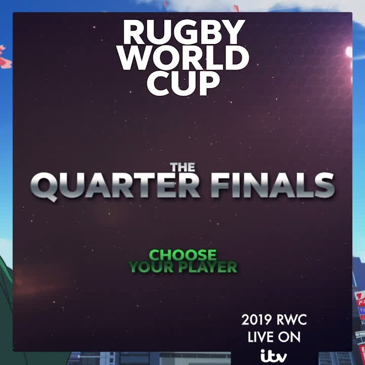 Who goes through? 🗓️ Saturday, October 19 England 🆚 Australia New Zealand 🆚 Ireland 🗓️ Sunday, October 20 Wales 🆚 France Japan 🆚 South Africa Watch all the games LIVE on @ITV 📺 #ITVRugby #RWC2019