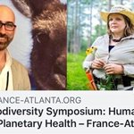 Tomorrow Biodiversity & Health Take Center Stage! France-Atlanta 2019 Is Here! https://t.co/ewGr5ahTqO