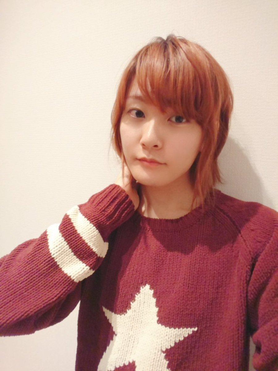 高塚が、セーターを誕プレしてくれましたー!🎁✨ありがとな!!