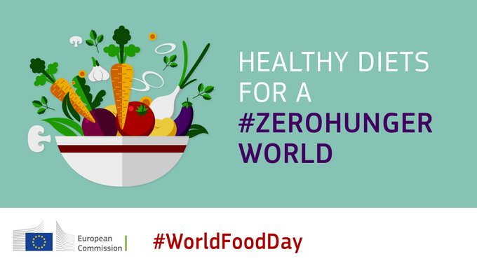Today is #WorldFoodDay. 88 million tonnes of #foodwaste are generated in the EU each year…