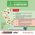 Image for the Tweet beginning: #DíaMundialdelaAlimentación  El incremento de la
