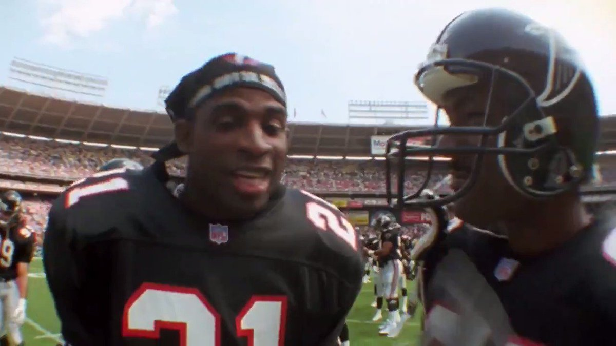 How did the nickname 'Prime Time' come about? The birthday boy, @DeionSanders, talks about his iconic nickname.