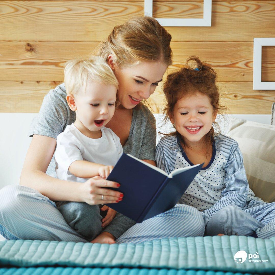 Картинки мама и малыш читают