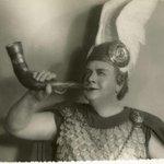 Image for the Tweet beginning: A heldentenor is a tenor