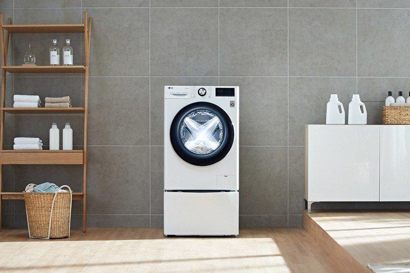 La revolución silenciosa: así nos ha cambiado la vida algo tan cotidiano como la lavadora #ofrecidopor #SmartHomeLG