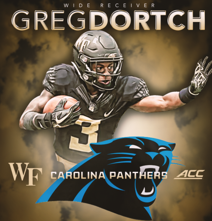 Greg Dortch has been signed by the @Panthers!