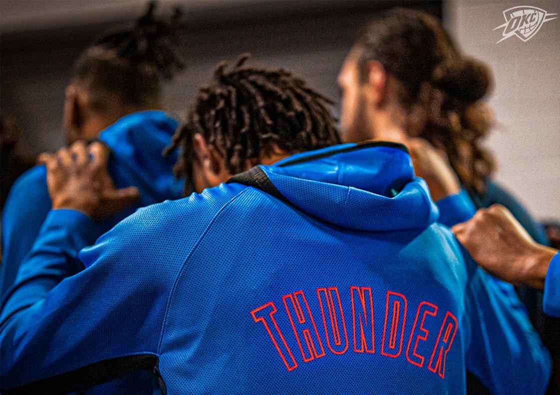 Thunder vs. Grizzlies   Tune in on @FOXSportsOK  Tonight | 7:00 p.m. CT