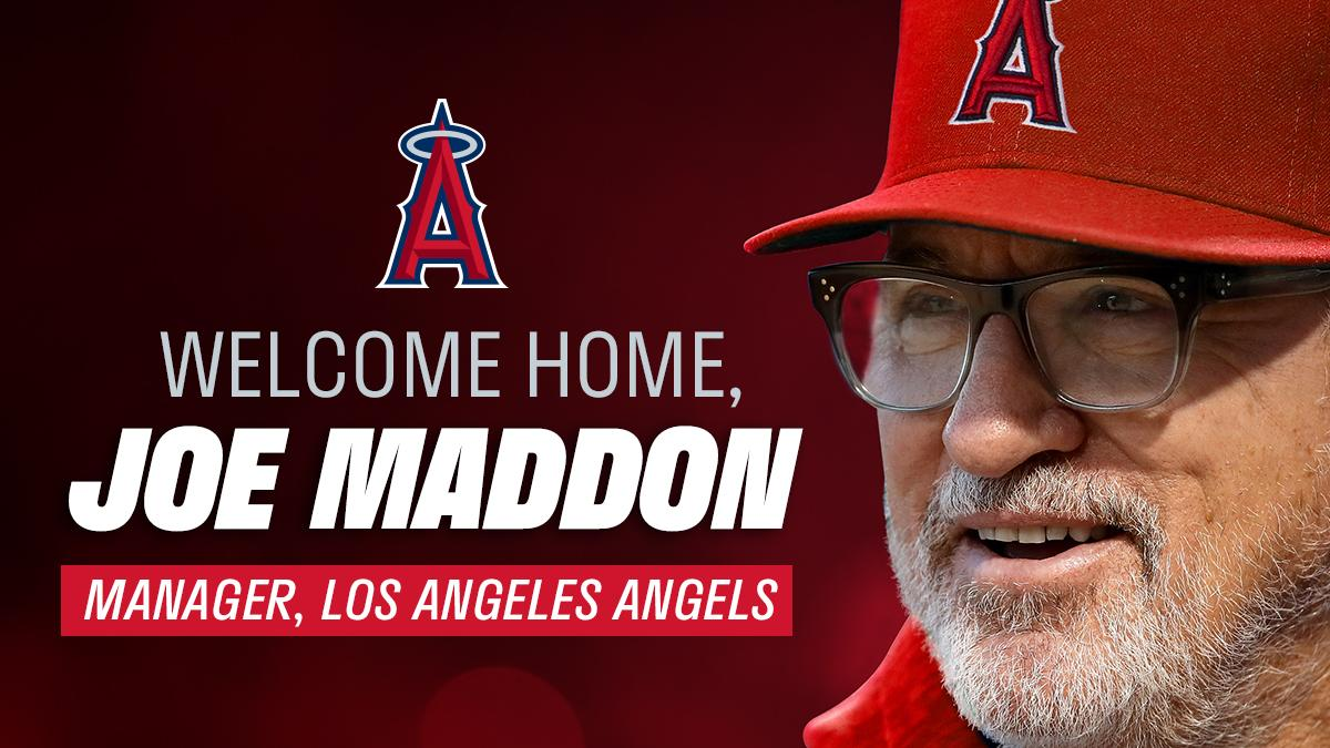 WATCH: Angels to hire Joe Maddon as next manager