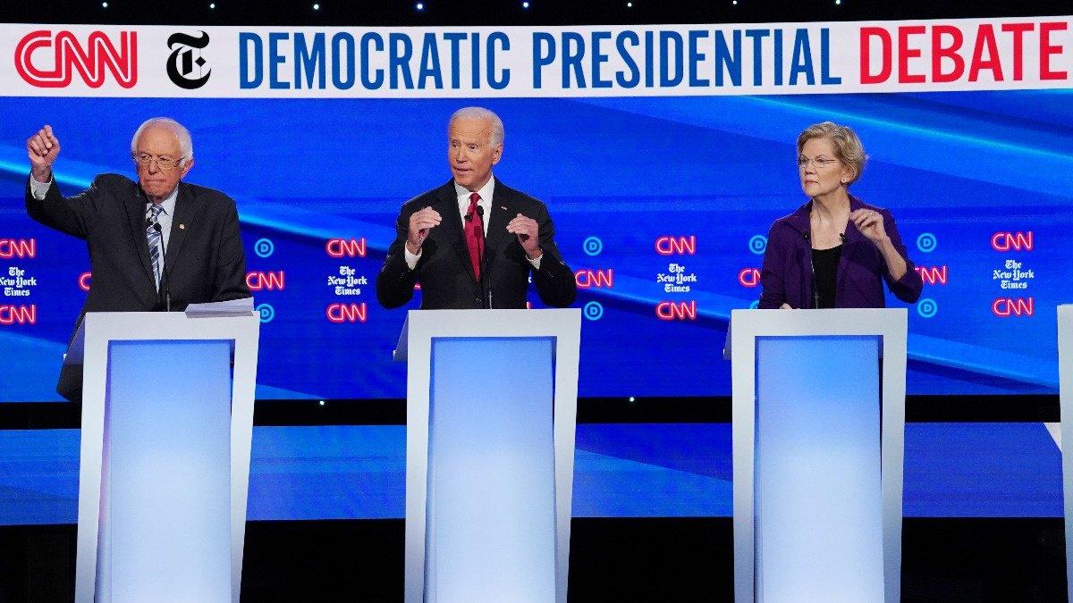 2020 Democrats slam Trump over Syria at debate https://reut.rs/33CFydW