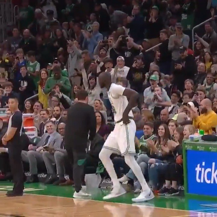 #RT @NBA: 👀 Relive @tackofall99's TOP PLAYS for the @celtics this #NBAPreseason! #NBARooks