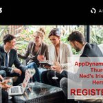 Image for the Tweet beginning: Are you an @AppDynamics