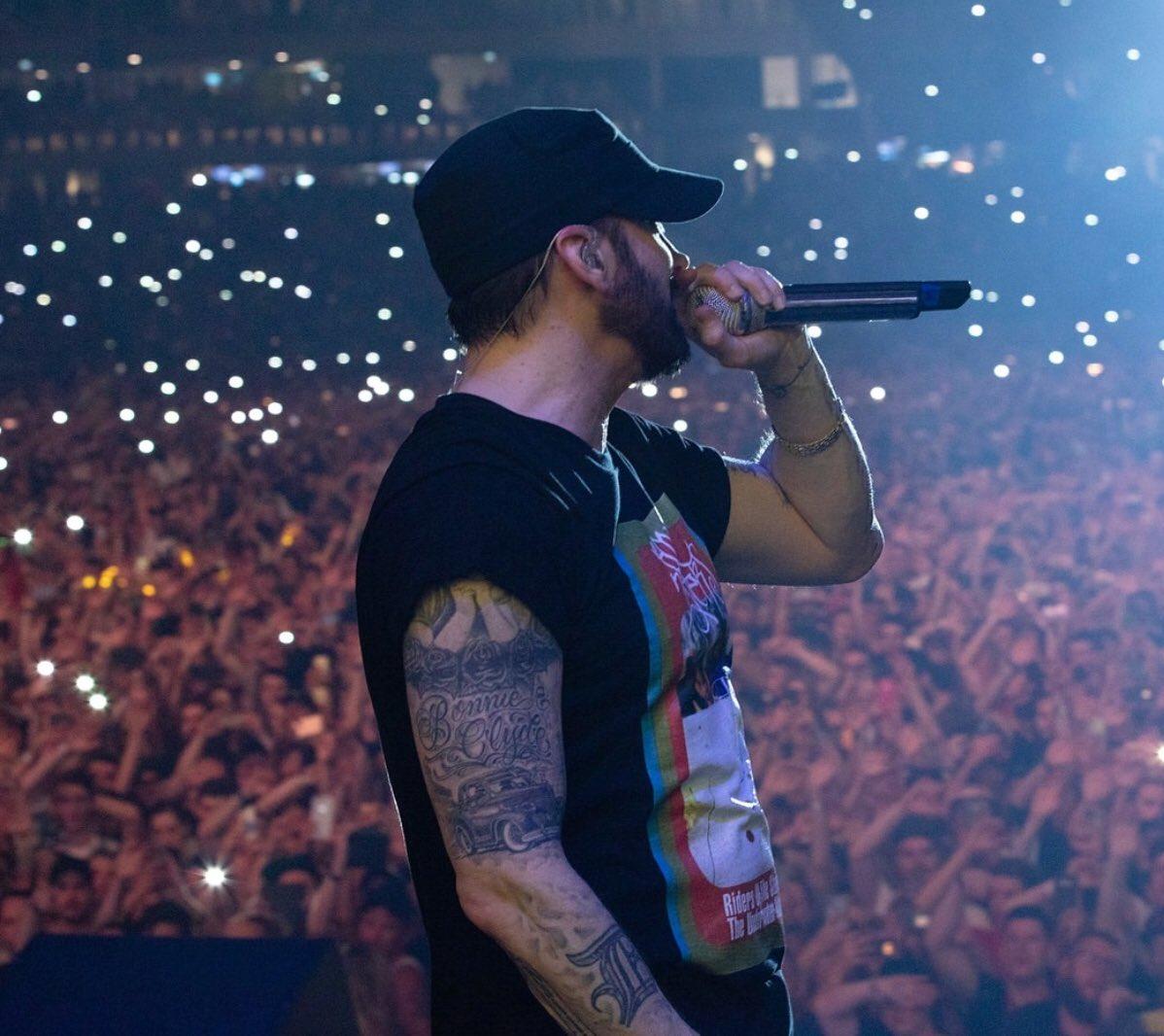 Had a dream i was king i woke up still king .   -Eminem (HAPPY BIRTHDAY KING) .