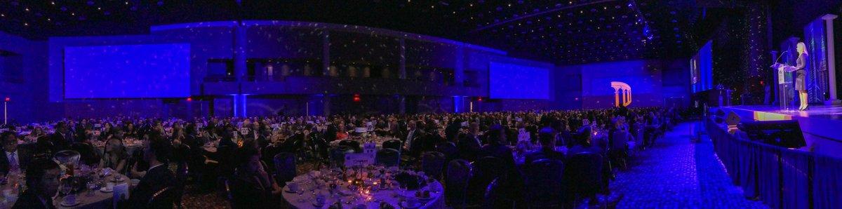 ICYMI, we had over 1200 in attendance last week honoring Larry Gellerstedt with the 2019 #FourPillar award