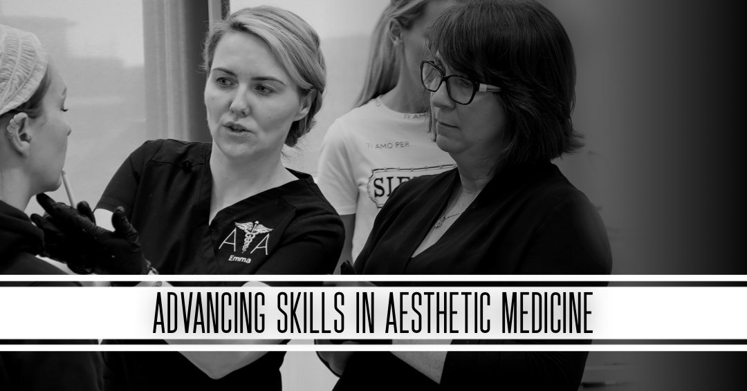 test Twitter Media - Ideal for those who have previously trained in Botulinum Toxin & Dermal Fillers who are looking to build their skill set and portfolio. This course will cover anatomy & physiology of the ageing face, with attention to the midface and avoidance & management of complications. https://t.co/fr0wJ3OKjh