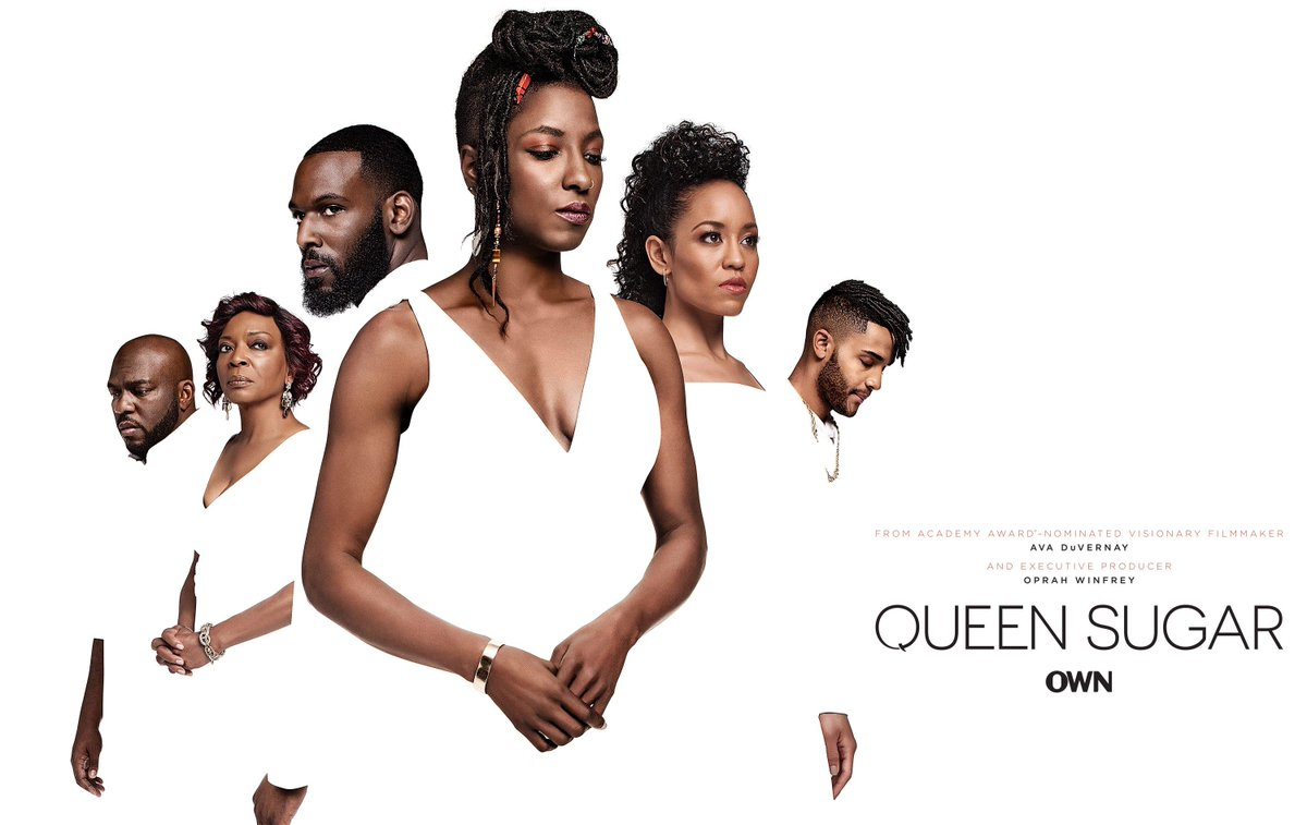 Did you hear? @ava's critically acclaimed drama series #QueenSugar is coming back to @OWNTV for season 5! Set to air in 2020, the new season will further explore the beauty, pain, and triumph of the Bordelon family! https://t.co/639ETz306b https://t.co/wU8SIZz8vT