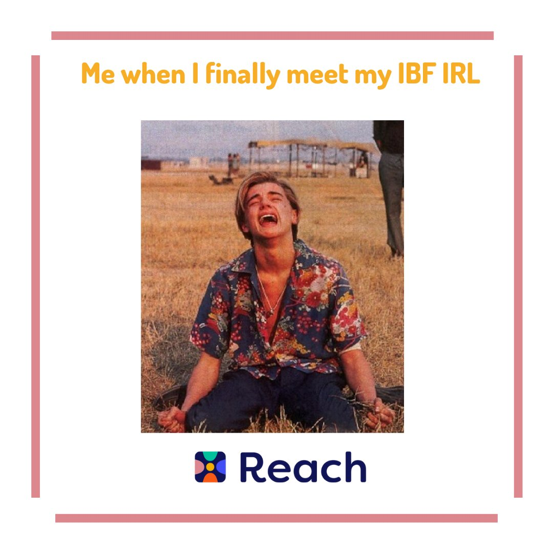 Talk about an ugly cry moment Tag your IBF and plan your IRL meeting #Reach #IBF #ReachYourIBFs #IBFgoals #InternetBestFriendspic.twitter.com/iViAoK2Jtc