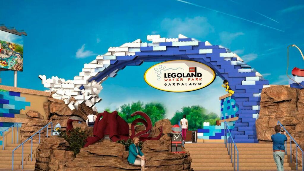 Legoland Water Park a Gardaland, ecco le esclusive...