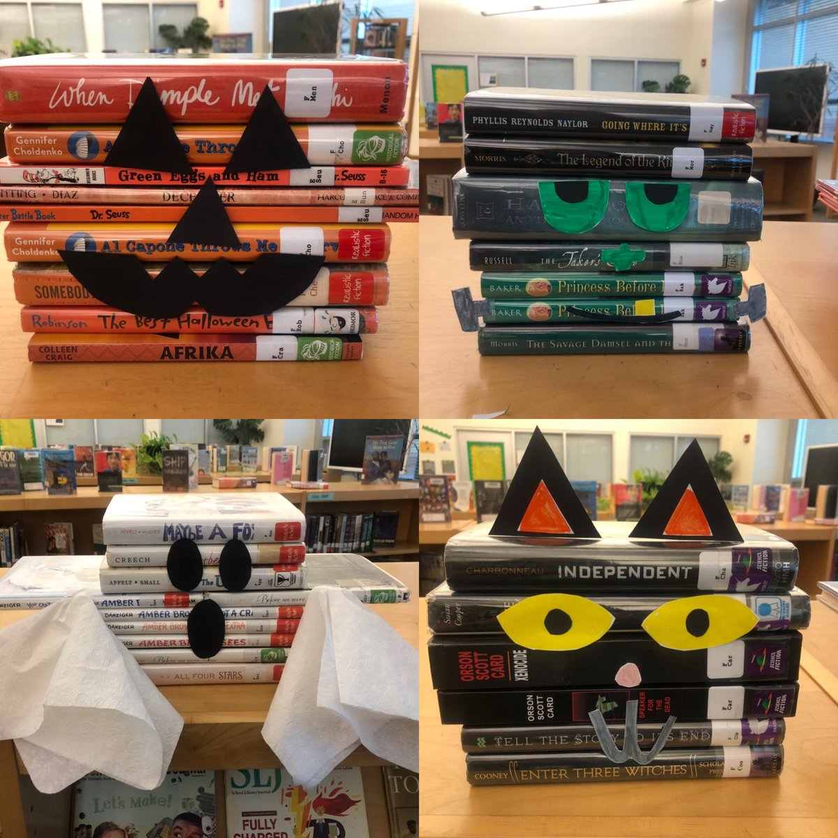 RT <a target='_blank' href='http://twitter.com/KenmoreLibrary'>@KenmoreLibrary</a>: Looking for a frighteningly good read? <a target='_blank' href='http://twitter.com/APSKenmore'>@APSKenmore</a> <a target='_blank' href='http://twitter.com/APSLibrarians'>@APSLibrarians</a> <a target='_blank' href='https://t.co/ljs1h64lG1'>https://t.co/ljs1h64lG1</a>