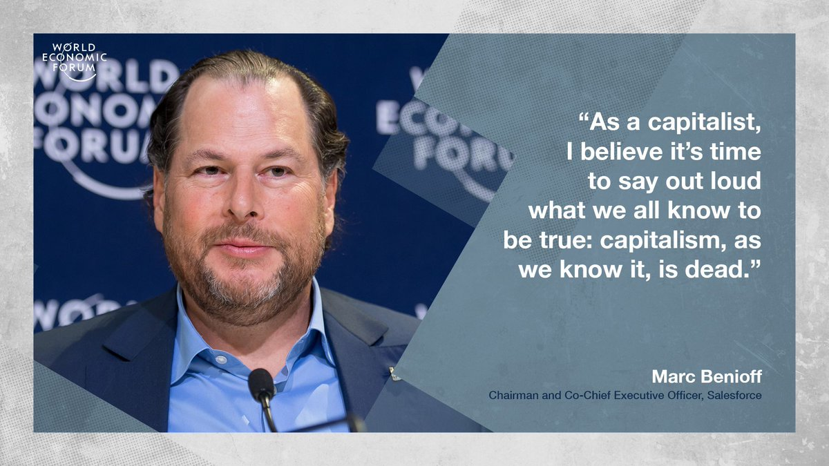 """World Economic Forum on Twitter: """"Quote of the Day from Marc ..."""