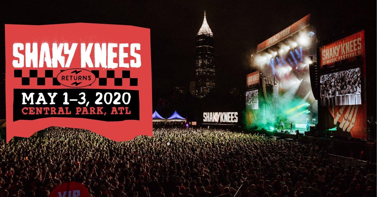 Shaky Knees 2020