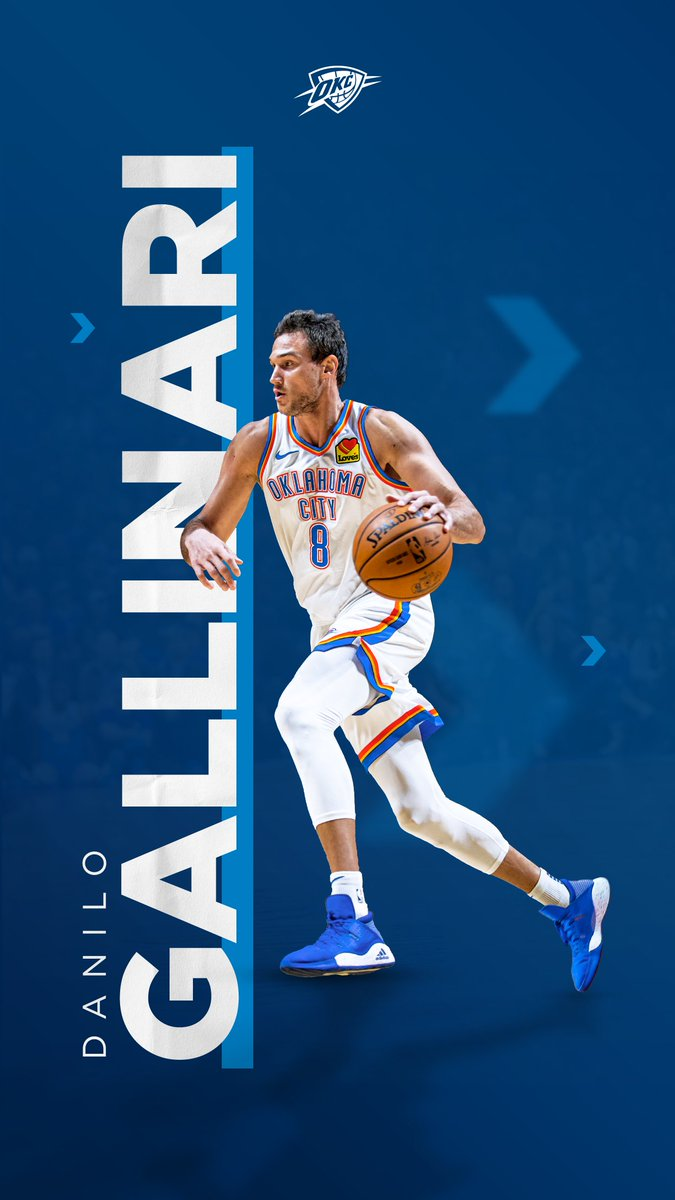 📲 #WallpaperWednesday: @gallinari8888  edition.  Keep checking back to collect every player's edition.