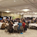 Image for the Tweet beginning: Last week's Winnipeg #WoodSolutionsConference was