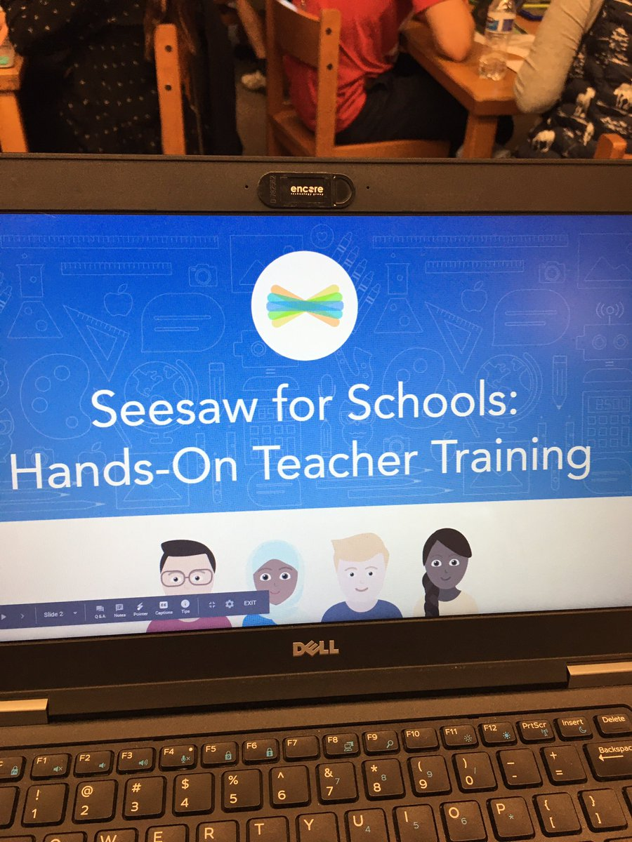 The power of collaboration.  Seesaw training at Tuckahoe <a target='_blank' href='http://search.twitter.com/search?q=ITCsRock'><a target='_blank' href='https://twitter.com/hashtag/ITCsRock?src=hash'>#ITCsRock</a></a> <a target='_blank' href='http://twitter.com/mra147a'>@mra147a</a> <a target='_blank' href='http://twitter.com/amteaching'>@amteaching</a> <a target='_blank' href='https://t.co/NAtNq19Uh0'>https://t.co/NAtNq19Uh0</a>