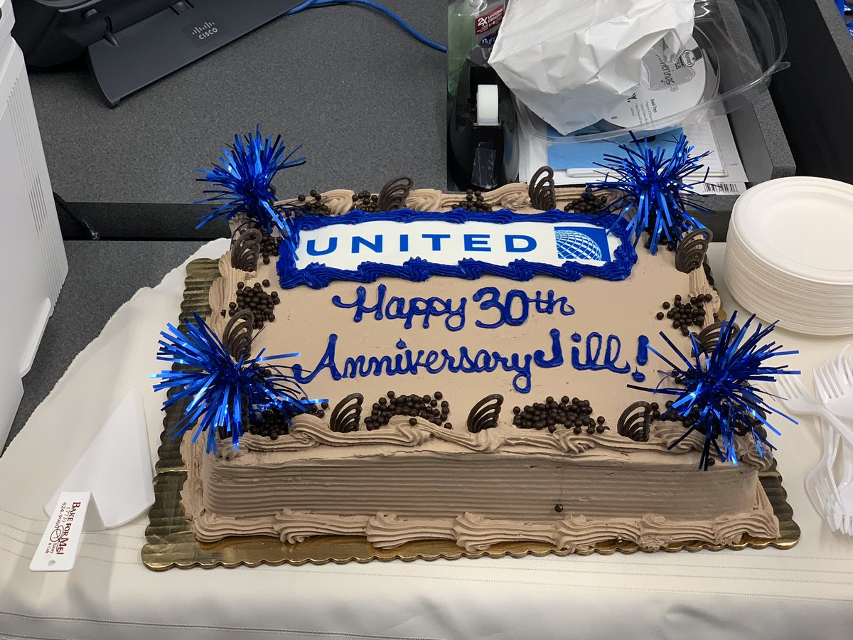 Happy 30th Anniversary to detective Jill! It has been an honor and privilege to work with you. You continue to share and teach your knowledge. Thank you @weareunited @bcstoller_ual