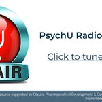 Image for the Tweet beginning: #PsychU Radio is on air!