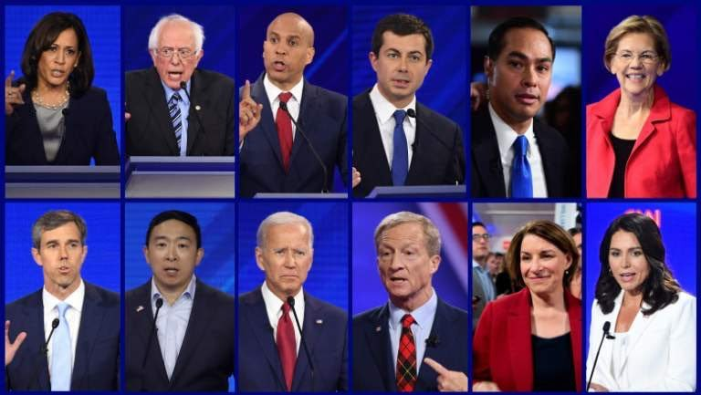 Who do you think won the debate last night? And which candidate has more chance to beat trump ? 😎🇺🇸🌎🌊🇺🇸🌎🌊🇺🇸🌎