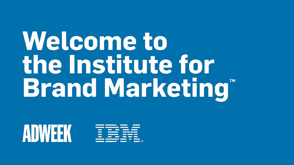 Thanks again to the Institute for Brand Marketing for presenting today's #AdweekChat, in partnership with @IBM @WatsonAds. Stay ahead of cutting-edge concepts like #AI and #machinelearning with our Advanced Marketing Technologies course. Learn more at http://adweek.com/ibm