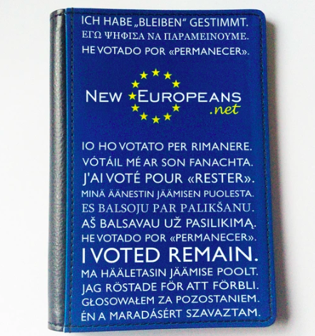 @JamesMelville We've got some very nifty #bluepassports if you need one.  Available in several designs from our online camapign shop for pro-Europeans  🇪🇺😃💚🎇🌟🎇💚🇪🇺😃