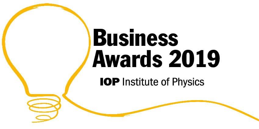 Congratulations to all the IOP Business Awards winners. #IOPBusiness #IOPAwards19 @UKRI_News