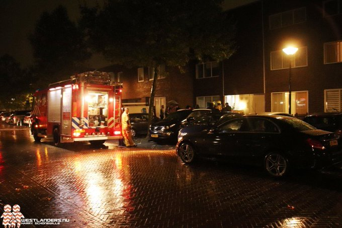 Keukenbrand aan de Atlantastraat https://t.co/F9ABMssPHL https://t.co/cHg2LfMMTP