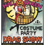 Limited amount of tickets left! Join us this Halloween for a HalloQueen Drag Show presented by Circus of Sistahs!  https://t.co/jdawdv8sSs