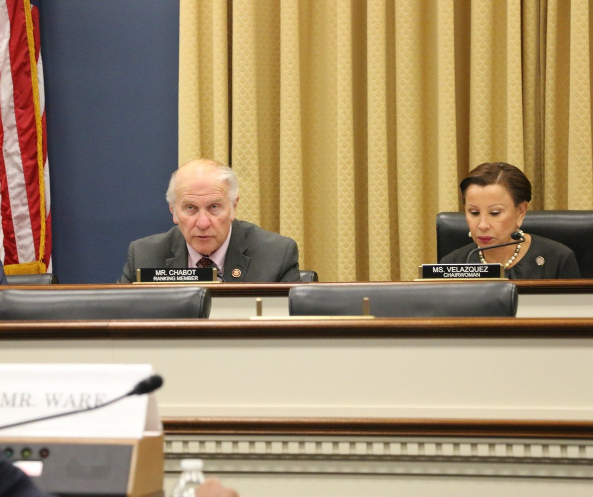 """Here are my remarks from today's @HSBCgop hearing titled, """"SBA Management Review: SBA IG Report on the Most Serious Management and Performance Challenges Facing the SBA"""": youtube.com/watch?v=sQpZDR…"""