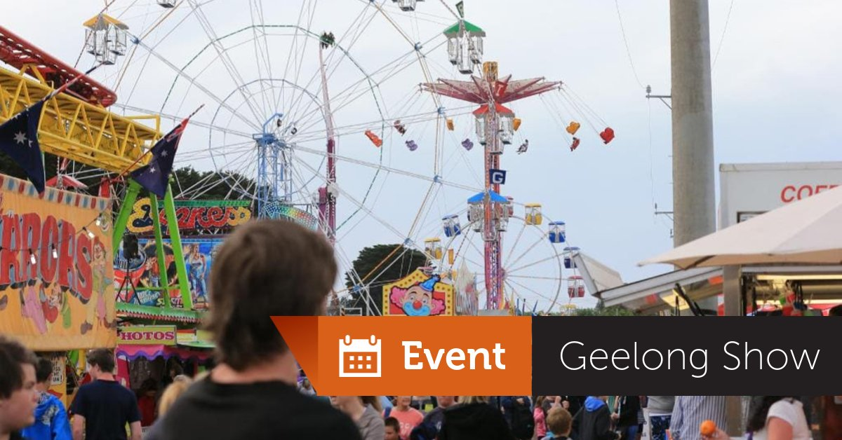 Victraffic On Twitter The Royal Geelong Show Kicks Off Today And Continues Tomorrow And All Weekend All Extra Time Around The Showgrounds Especially Along Breakwater Road Parking Limited If You Can Catch