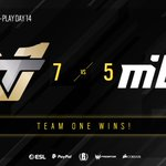 Image for the Tweet beginning: Lights out for @mibr. They