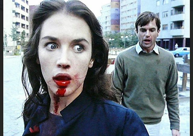 Tomorrow join us at 8pm @tubeartspace for #Terror & Tamales #Posession😱 This completely insane, thoroughly disgusting and emotionally scarring film from writer/director Andrzej Zulawski is perhaps one of the most difficult horror films to track down.… https://t.co/N98y071Nrs